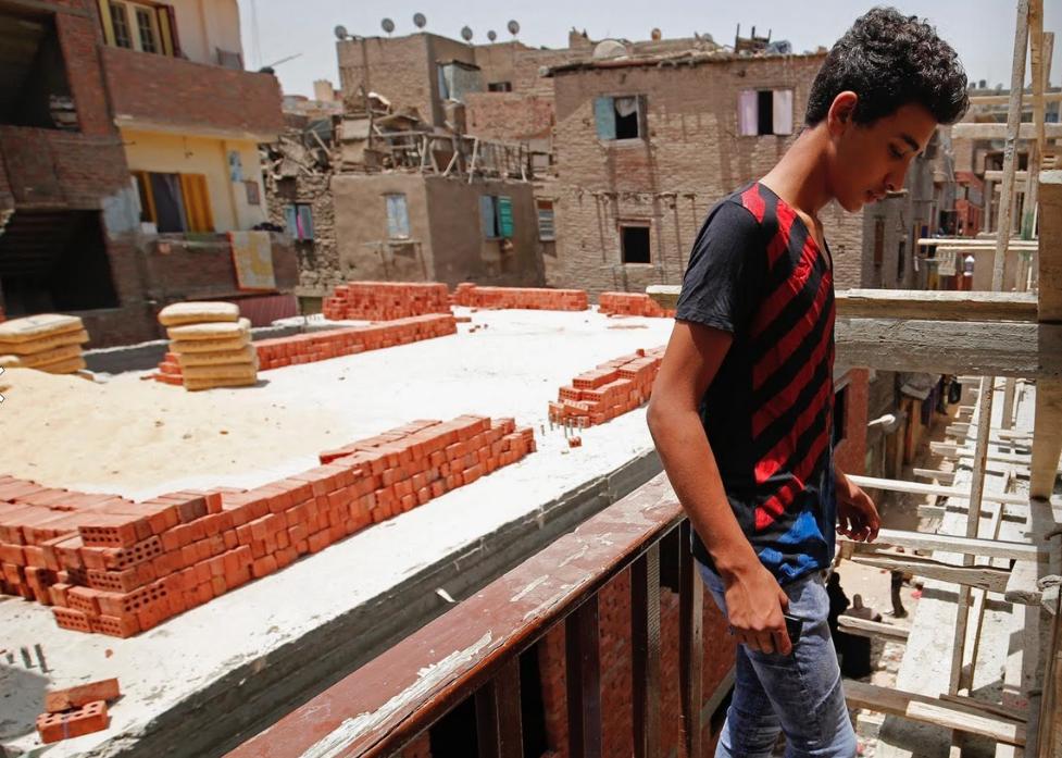slums egypt