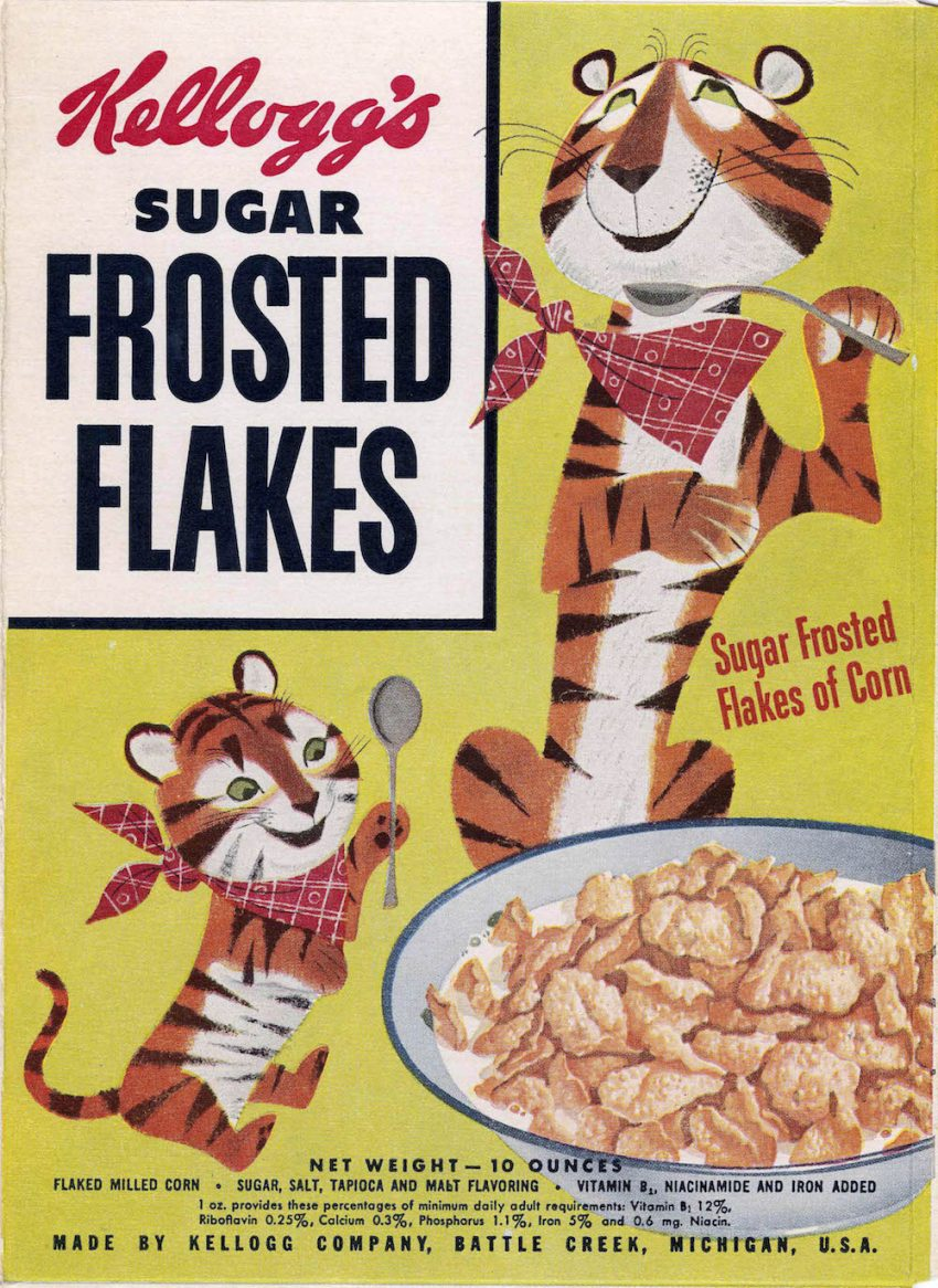1952-Frosted Flakes