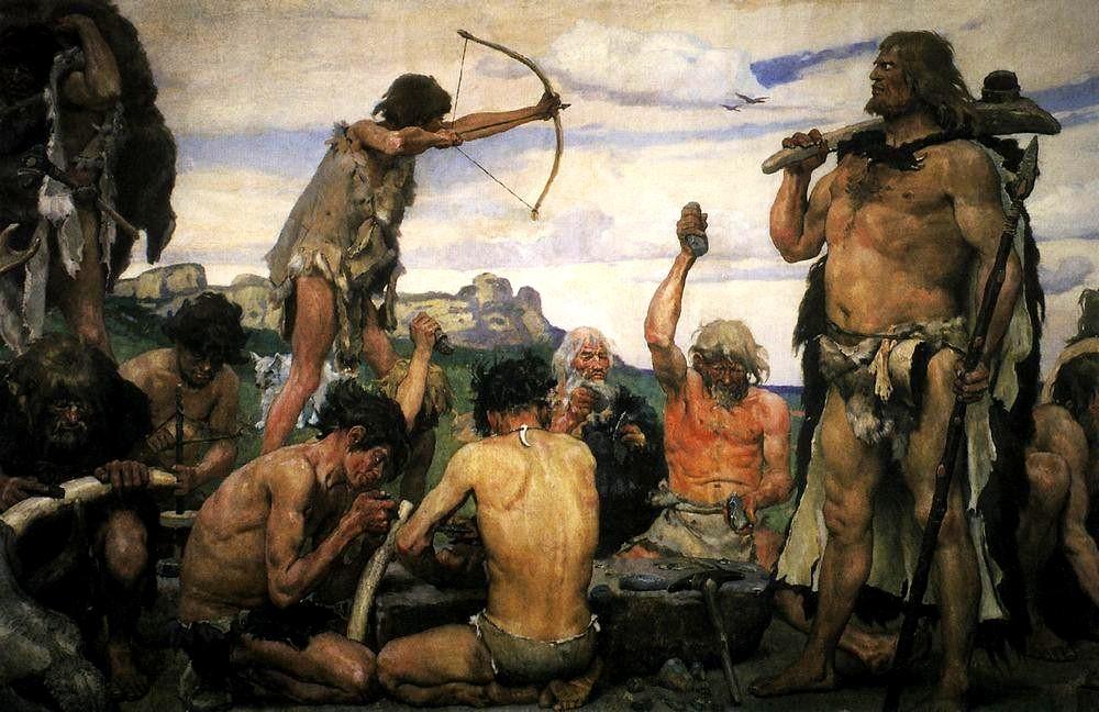 رجال العصر الحديد