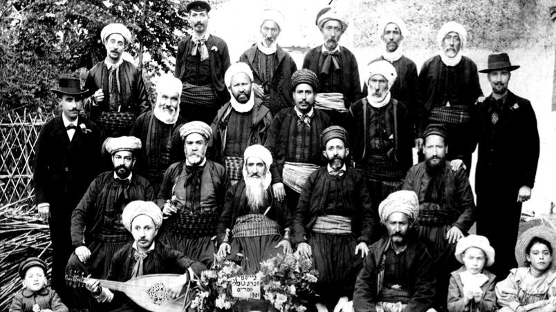 Arab jews algeria