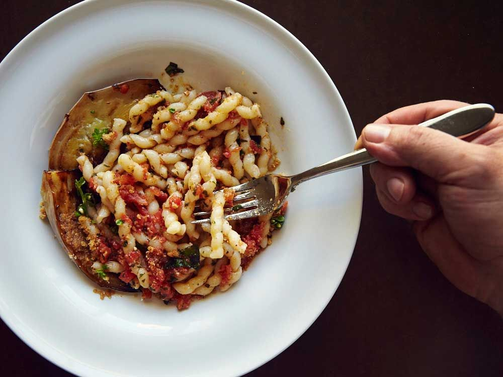 corkscrew_pasta_food