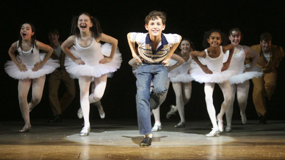 مشهد من فيلم «Billy Elliot»