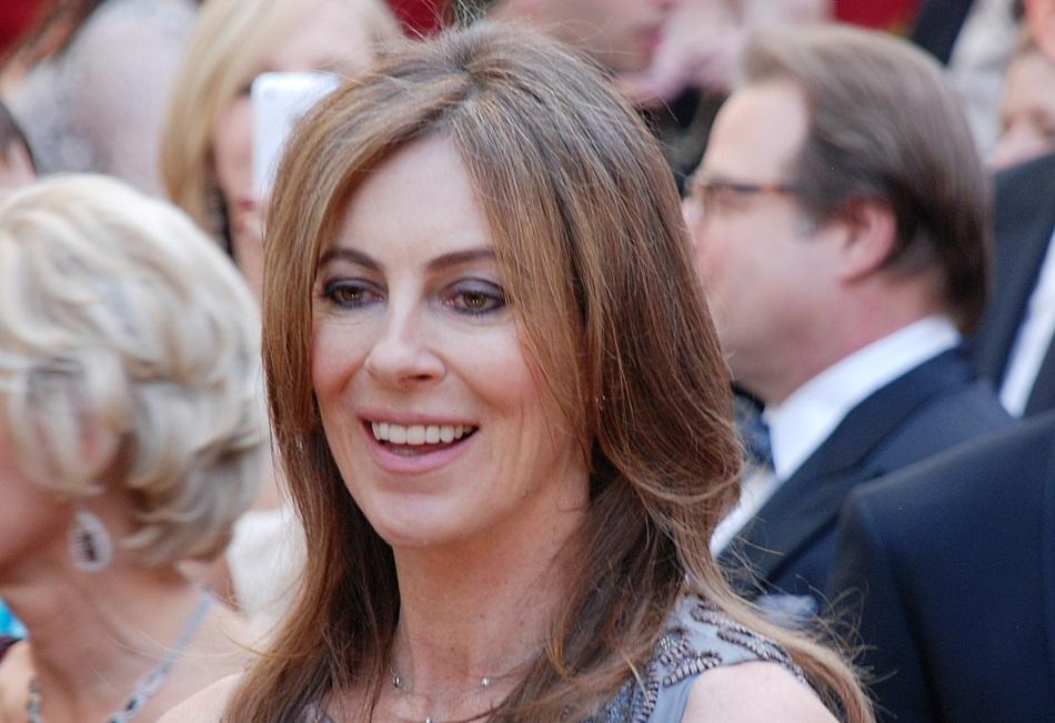 المخرجة الأمريكية كاثرين بيغلو