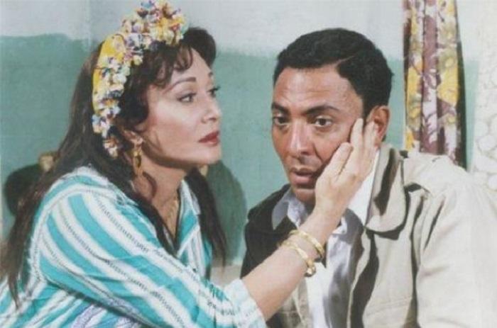 مشهد من فيلم فرحان ملازم آدم