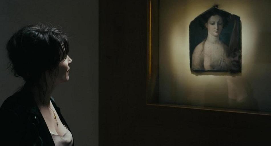 مشهد من فيلم نسخة مصدقة