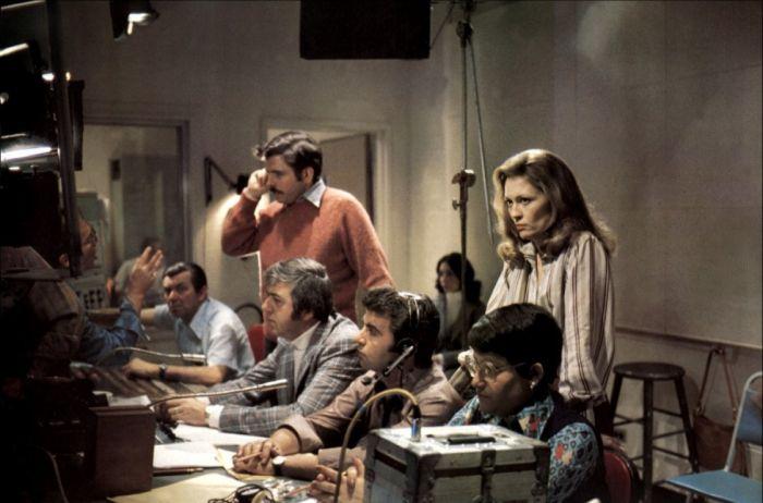 مشهد من فيلم Network