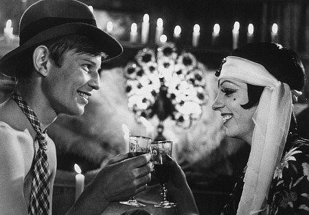 مشهد من فيلم Cabaret