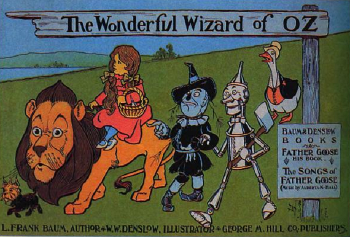 The wonderful wizard of oz - ساحر أوز العجيب