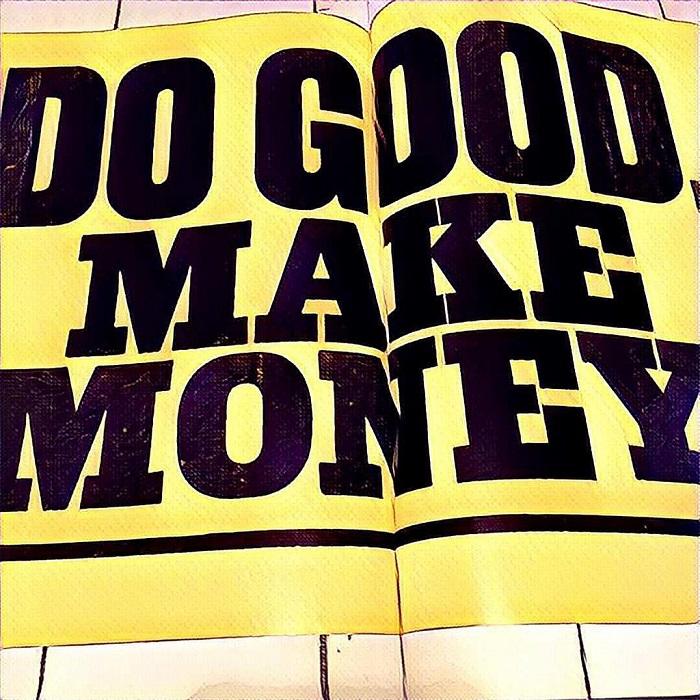 افعل خيرا واكسب المال