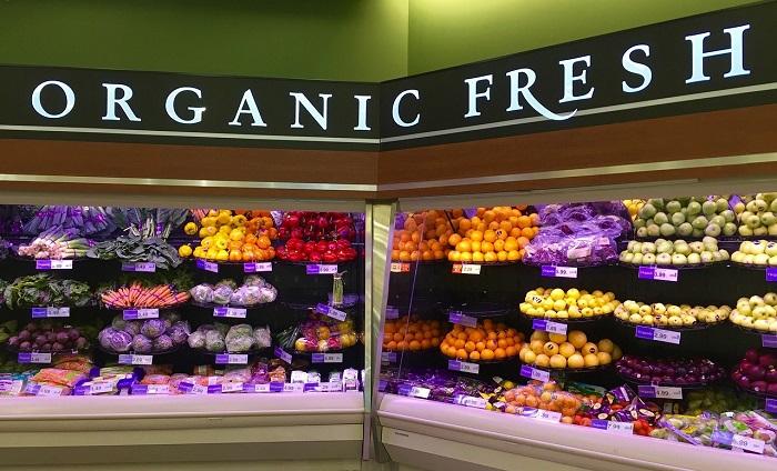 طعام صحي organic food