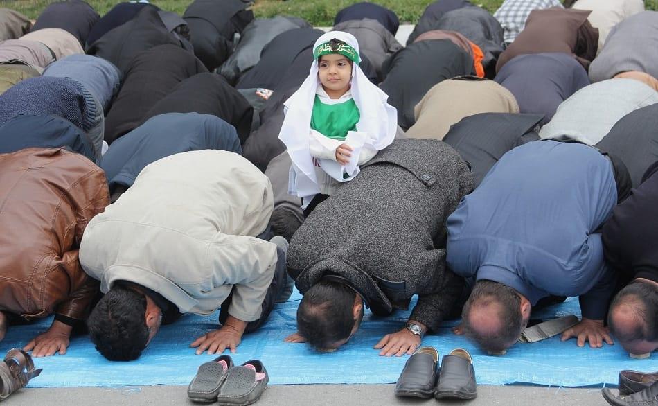 أطفال إيران