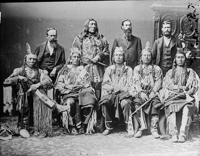السكان الأصليين