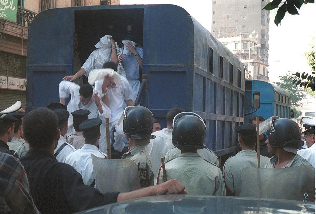القبض على مثليين في مصر
