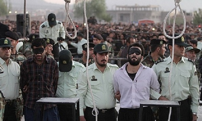 الإعدام في إيران