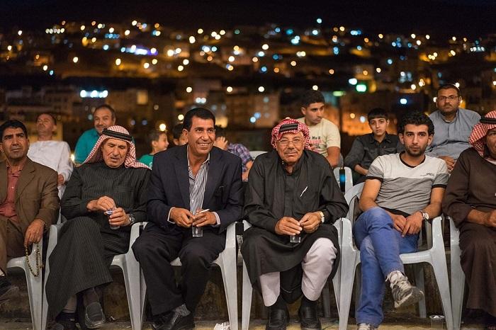 رجال عرب