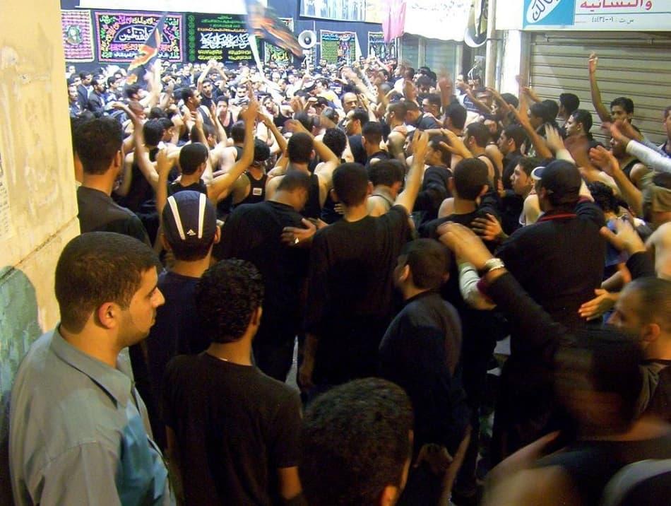 مجموعة من الشيعة