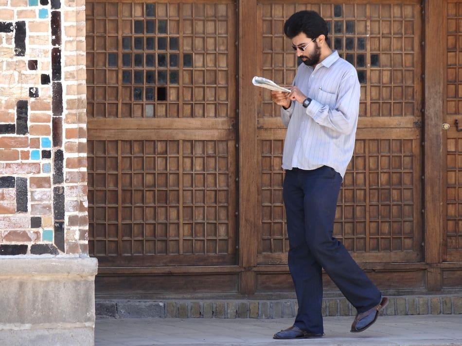 رجل إيراني