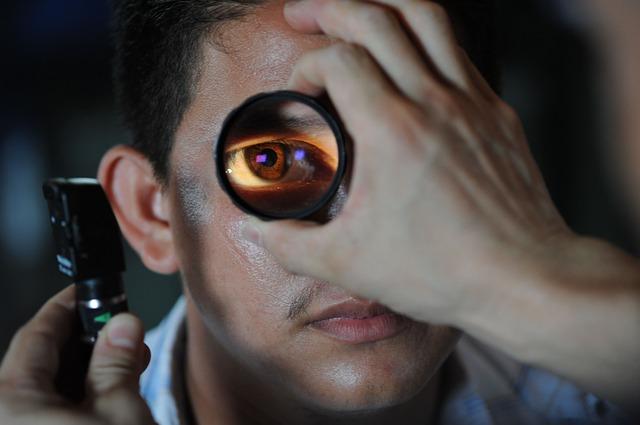 اختبار ضعف النظر