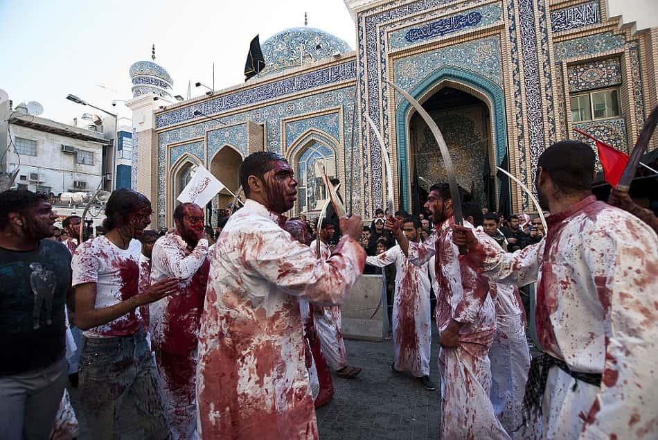 طقوس الشيعة