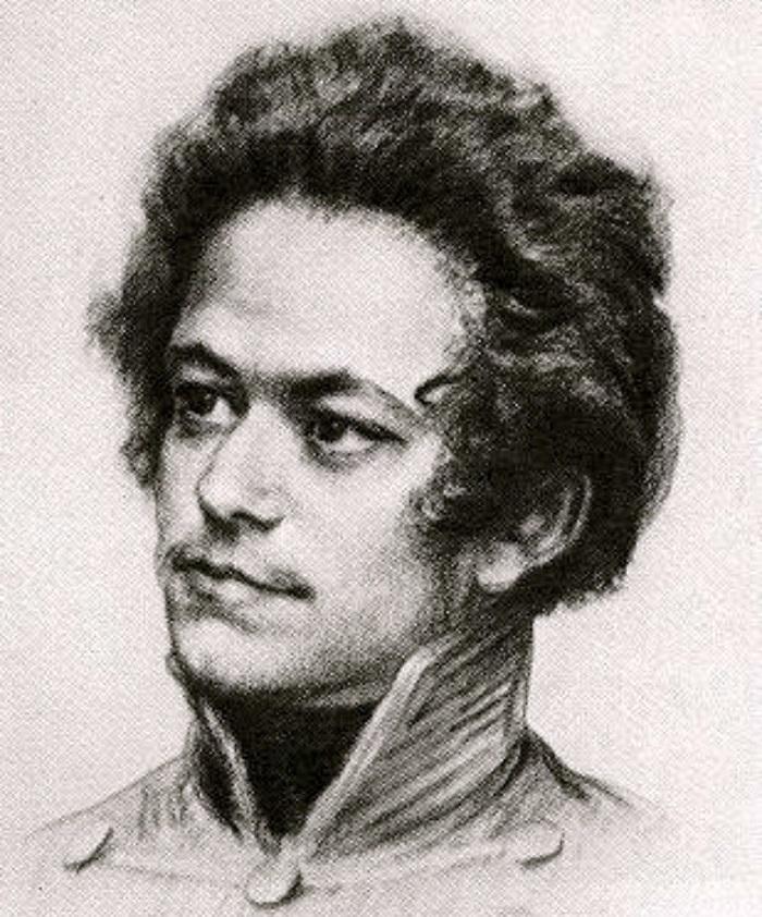 كارل ماركس في شبابه