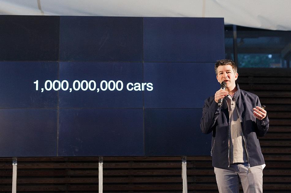 ترافيس كالانيك يتحدث عن مستقبل السيارات في المدينة