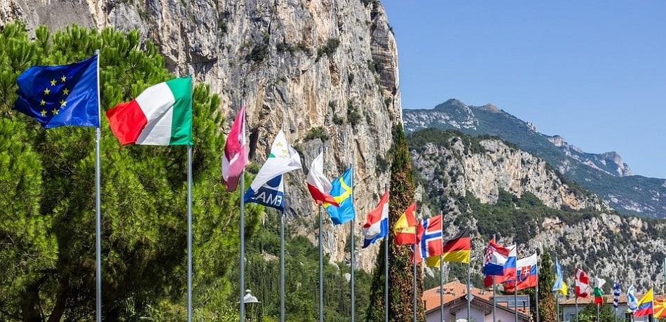 أعلام أوروبا