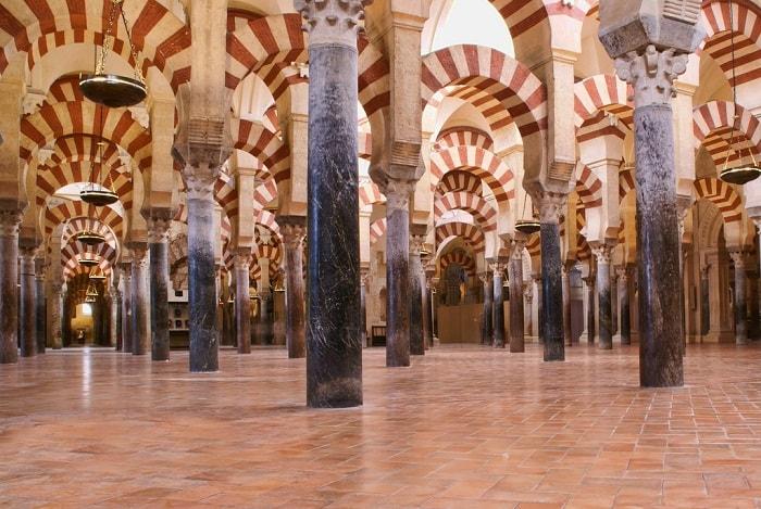 مسجد قرطبة (الجامع الكبير) بإسبانيا