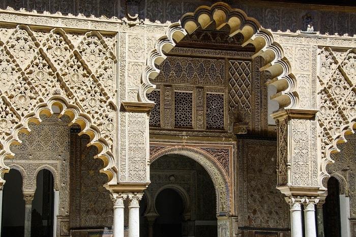 قصر المورق (قصر إشبيلية) في إسبانيا