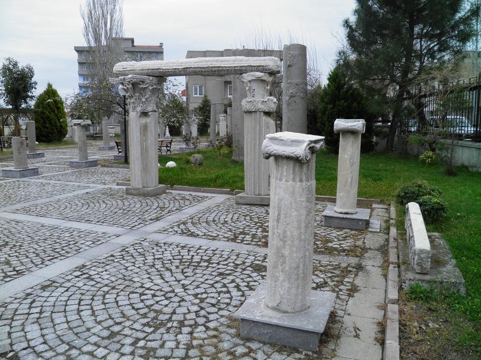 أطلال مدينة طروادة