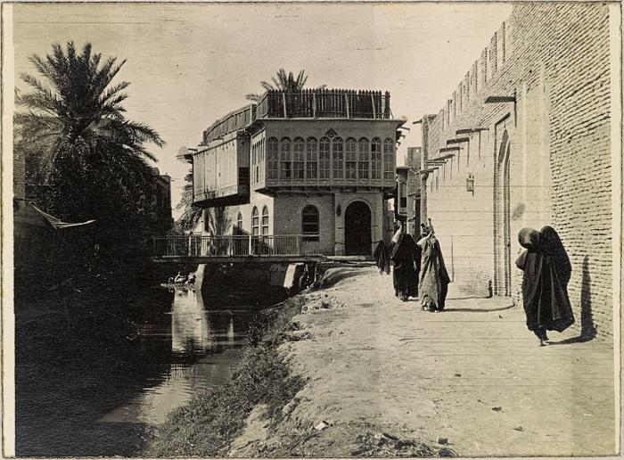 مدينة المحمرة قديمًا، خمرشهر حاليًا