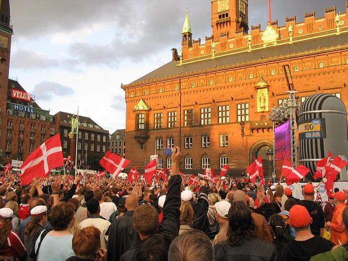 تجمع الدنماركيين