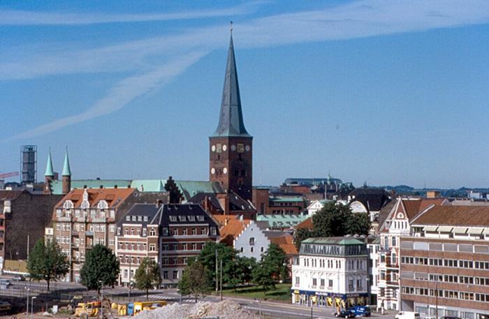 مدينة أرهوس الدنماركية