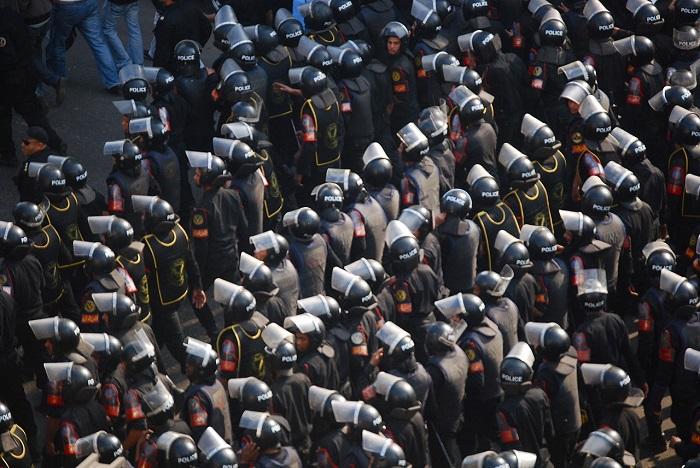 قوات الأمن المركزي في مصر