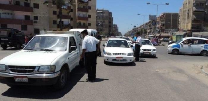كمين شرطة مصري
