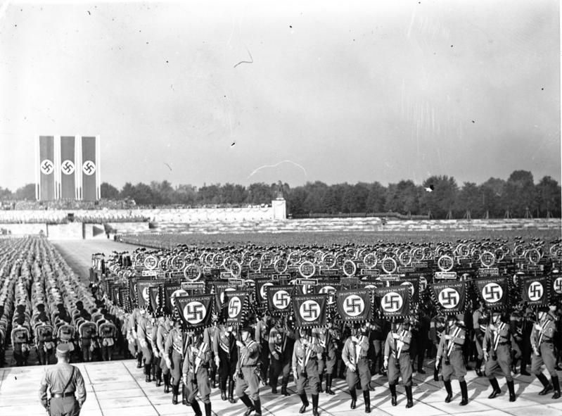 حشد نازيين ألمان