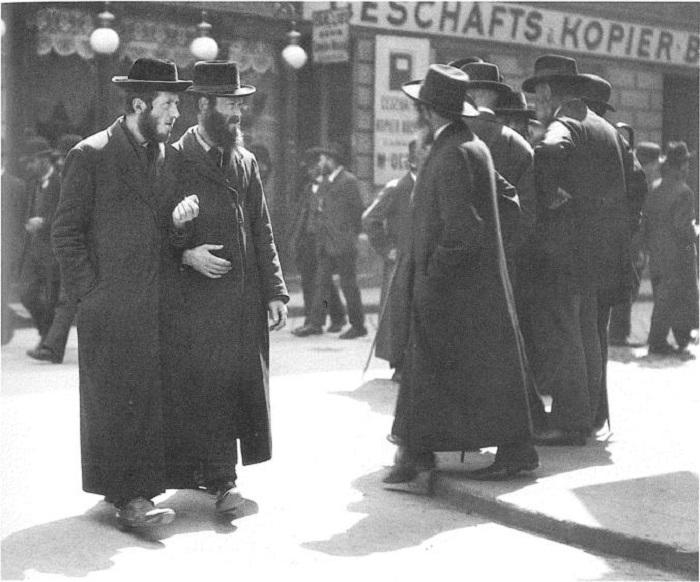 يهود في منطقة غاليسيا شرق أوروبا