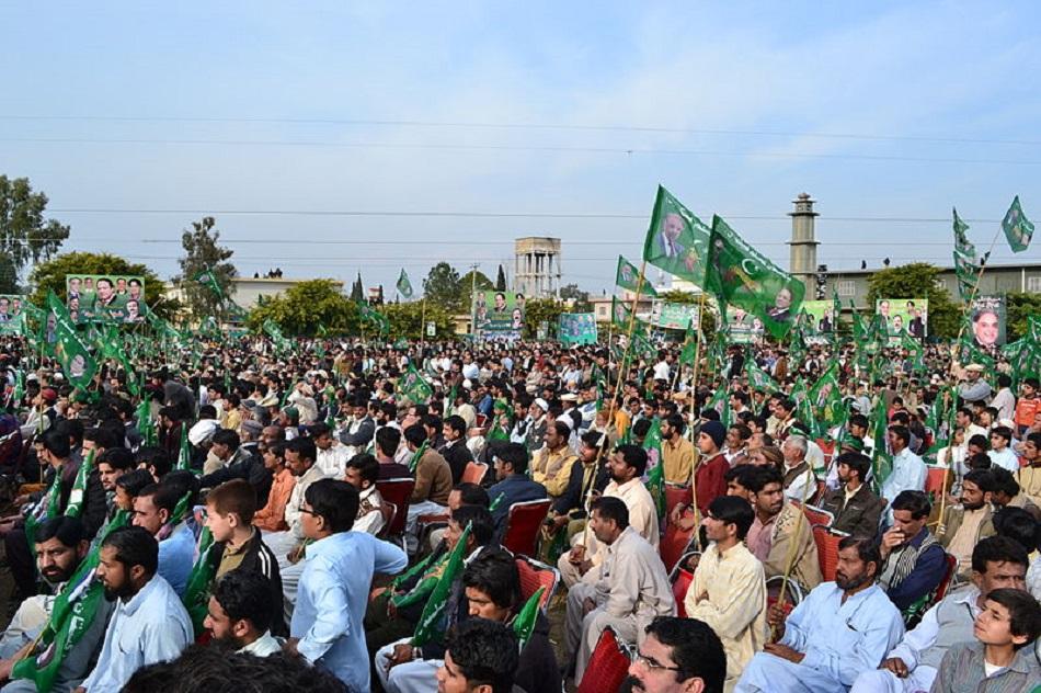 الرابطة الإسلامية في باكستان