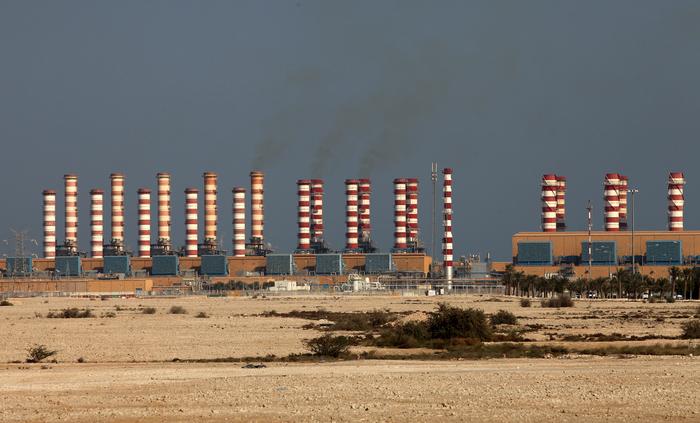 الغاز الطبيعي في قطر