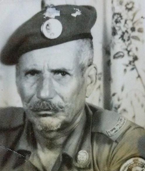 الشاعر والرقيب الرقيب عطالله ناحي المسعودي