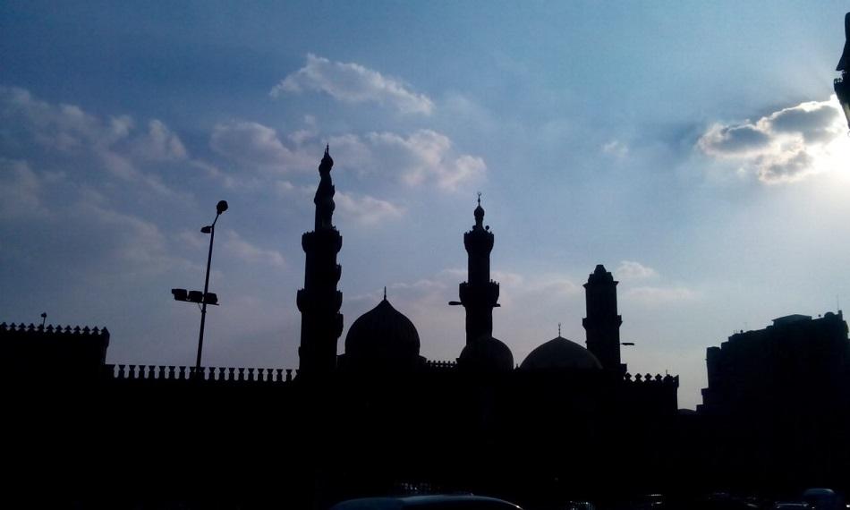 الجامع الأزهر في مصر