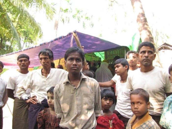 لاجئين من الروهينغيا
