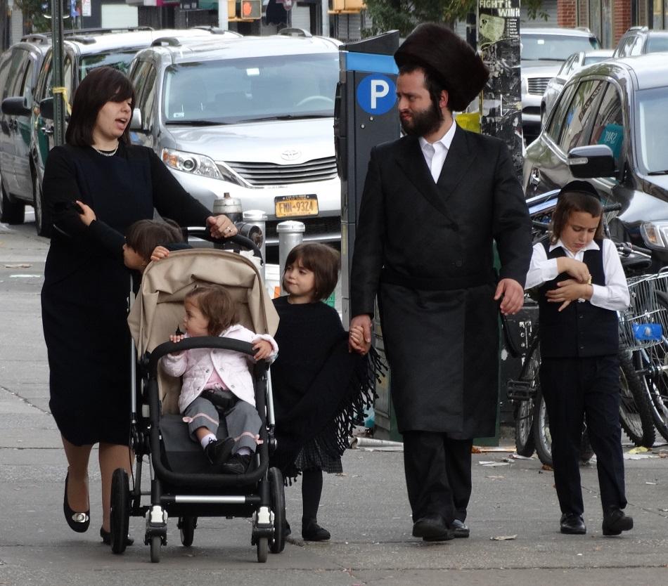عائلة يهودية في أمريكا