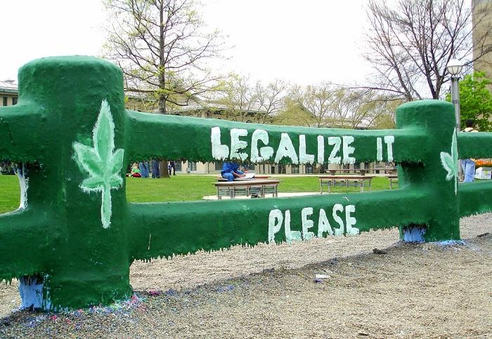 مطالبات بتقنين المخدرات