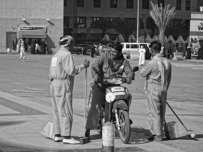 العمال الآسيويون في الكويت