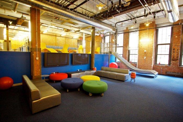 مكتب شركة جوجل في نيويورك