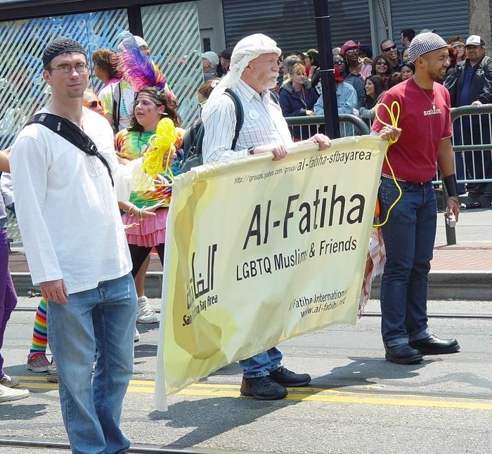 مثليون من منظمة الفاتحة