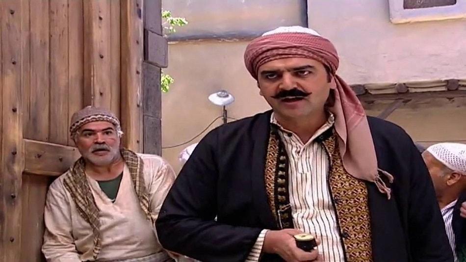 لقطة من المسلسل السوري باب الحارة