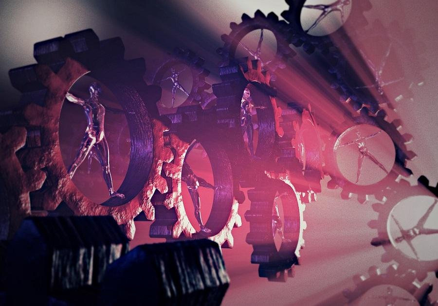 صراع الإنسان والآلة