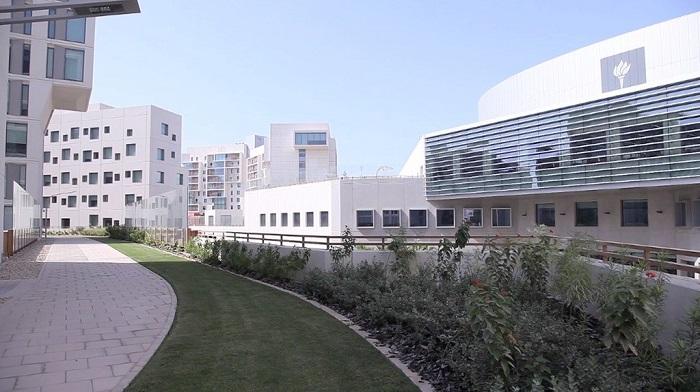 حرم جامعة نيويورك في أبو ظبي