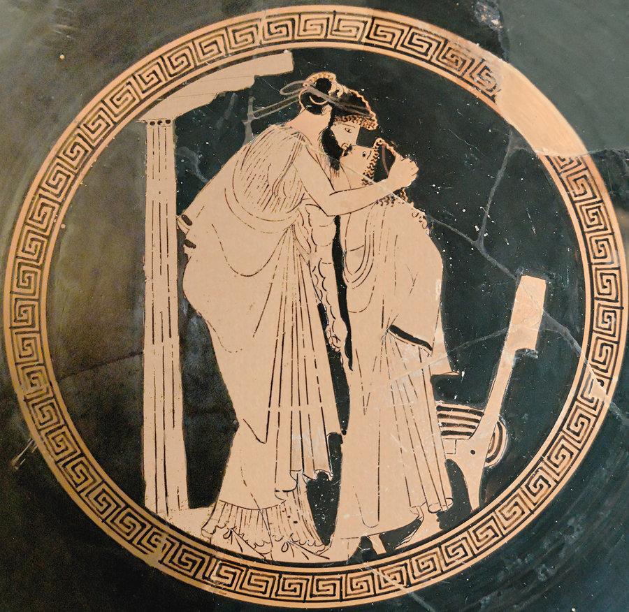المثلية في اليونان